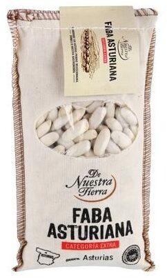 Fabes asturianas - Producto - es
