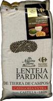 Lentejas pardinas Origen Tierra de Campos - Product