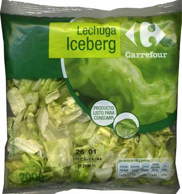 Lechuga Variedad Iceberg - Producte