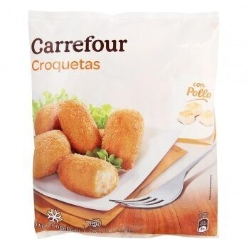 Croquetas pollo - Produit - es