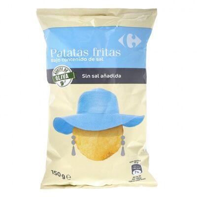 Patatas fritas sin sal - 3