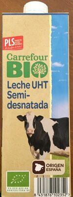 Leche UHT semi desnatada - Producto