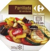 Parrillada de verduras congelada - Product