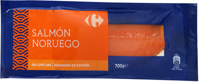 Salmón noruego - Prodotto - es