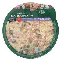 Pizza carbonara - Product - es