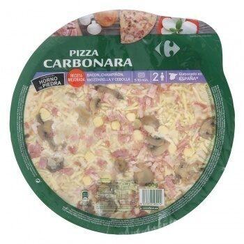 Pizza carbonara - Product