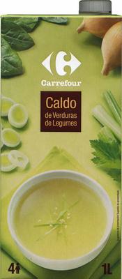 Caldo de verduras - DESCATALOGADO - Product