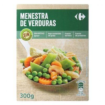 Menestra de verduras - Producto - es