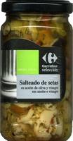 """Mezcla de setas aliñadas en conserva """"Carrefour Selección"""" - Produit"""