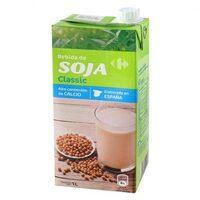 Bebida soja enriquecida calcio - Product - es