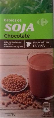 Bebida de soja chocolate - Product