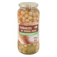 Garbanzos b/sal - Product - es