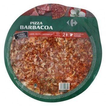 Pizza Barbacoa - Produit - es
