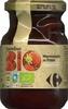 """Mermelada de fresa ecológica """"Carrefour Bio"""" - Producto"""