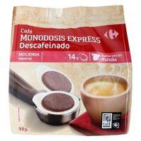 Café des monodosi - Producte - es