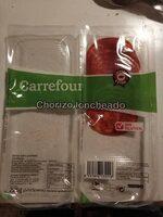 Chorizo loncheado - Producte