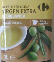 Aceite de oliva virgen extra hojiblanca - Producto