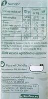 Hojaldradas mini - Nutrition facts - es