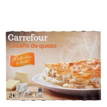 Lasaña 4 quesos - Prodotto - es