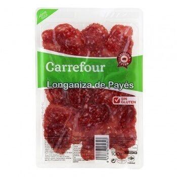 Longaniza payes - Produit - es