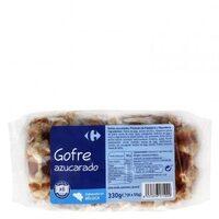 Gofre azucarado - Producto - es