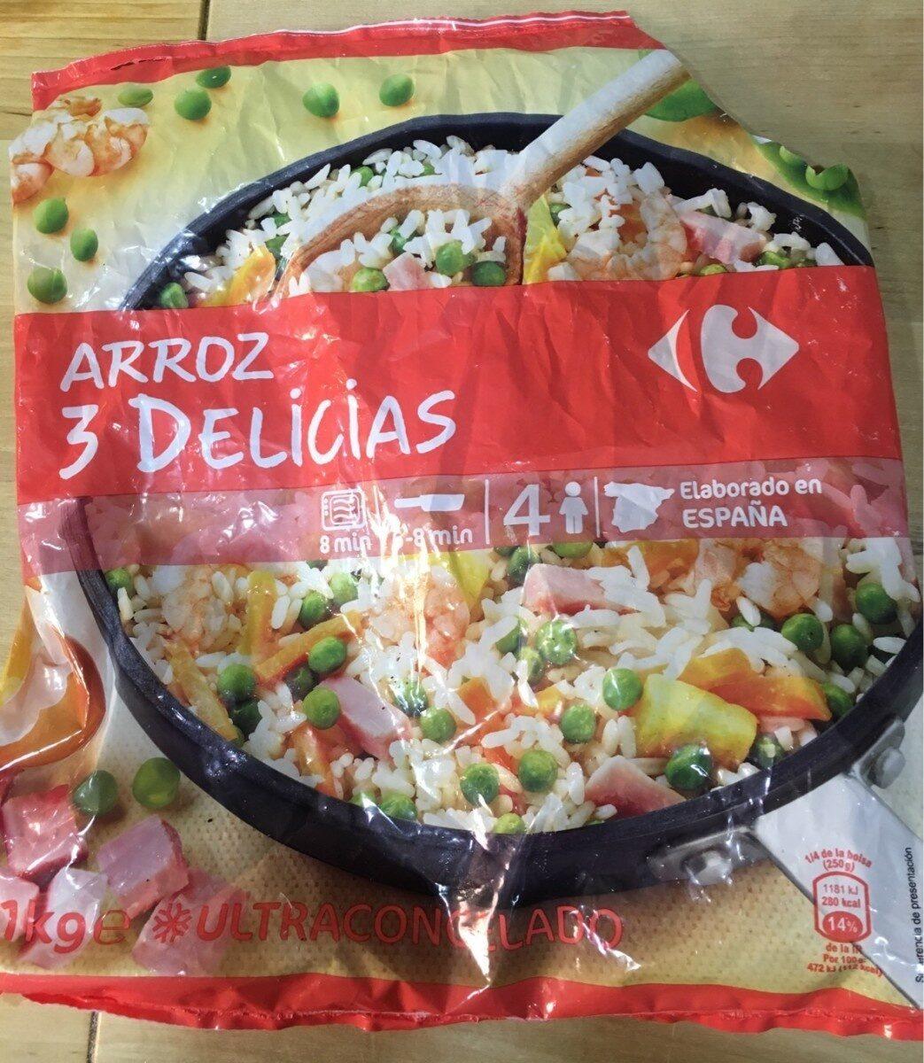 Arroz 3 delicias - Product - es