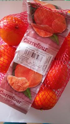 Mandarina - Producto