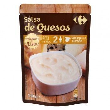 Salsa 4 quesos - Produit - es