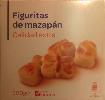 Figuritas de mazapán - Producto