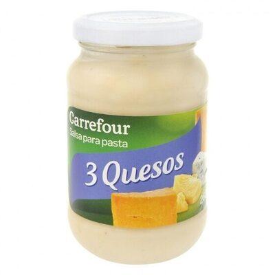 Salsa Tres Quesos - Producte - es