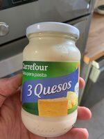 Salsa para pasta 3 quesos - Producte