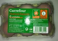 Huevos frescos - Produit - es