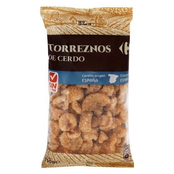 Torreznos - Produit - es