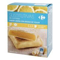 Barrita sust yogur limon - Product - es