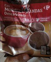 Monodosis Blandas Descafeinado - Product - es