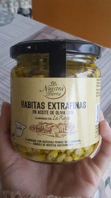 Habitas extrafinas - Producto