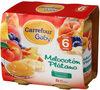 Tarrito melocoton / plátano - Prodotto