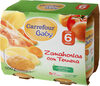 Tarrito zanahoria con ternera - Producte