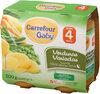 Tarritos verduras variadas - Producte