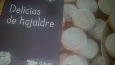 Delicias de hojaldre - Producte - es