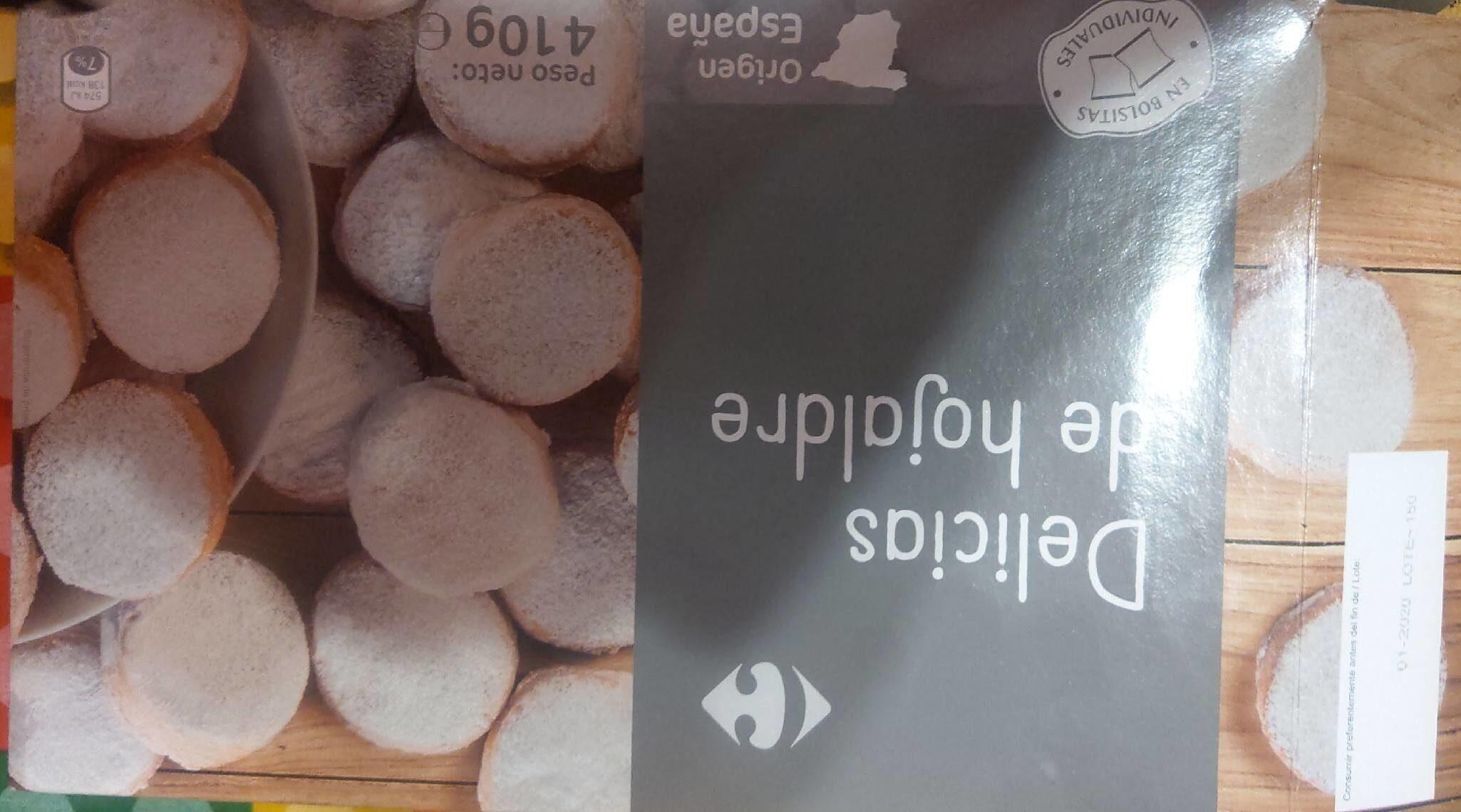 Delicias de hojaldre - Produit