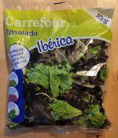 Ensalada Ibérica - Producto