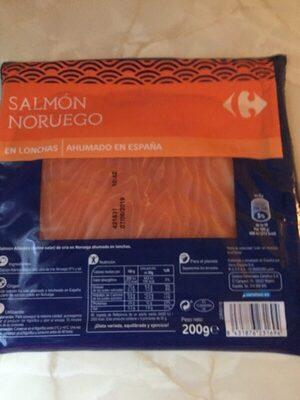 Salmón noruego - Product
