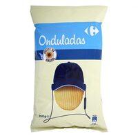 Patatas fritas onduladas - Producte - es