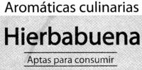 Maceta de hierbabuena - Ingredientes - es