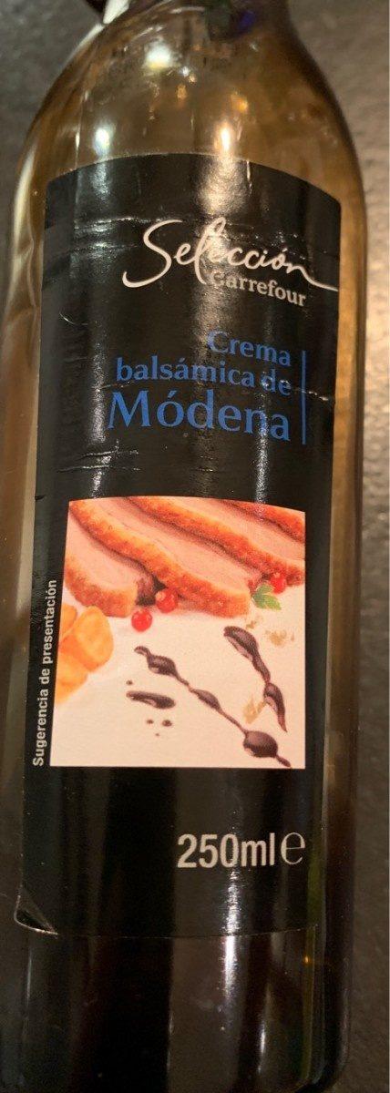 Creme vinaigre balsamique - Producto