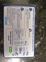Chipirones rellenossalsa americana aceite oliva - Información nutricional - es