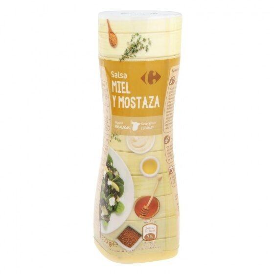 Salsa miel y mostaza - Produit - es