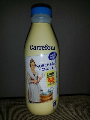 Horchata de chufa - Producto