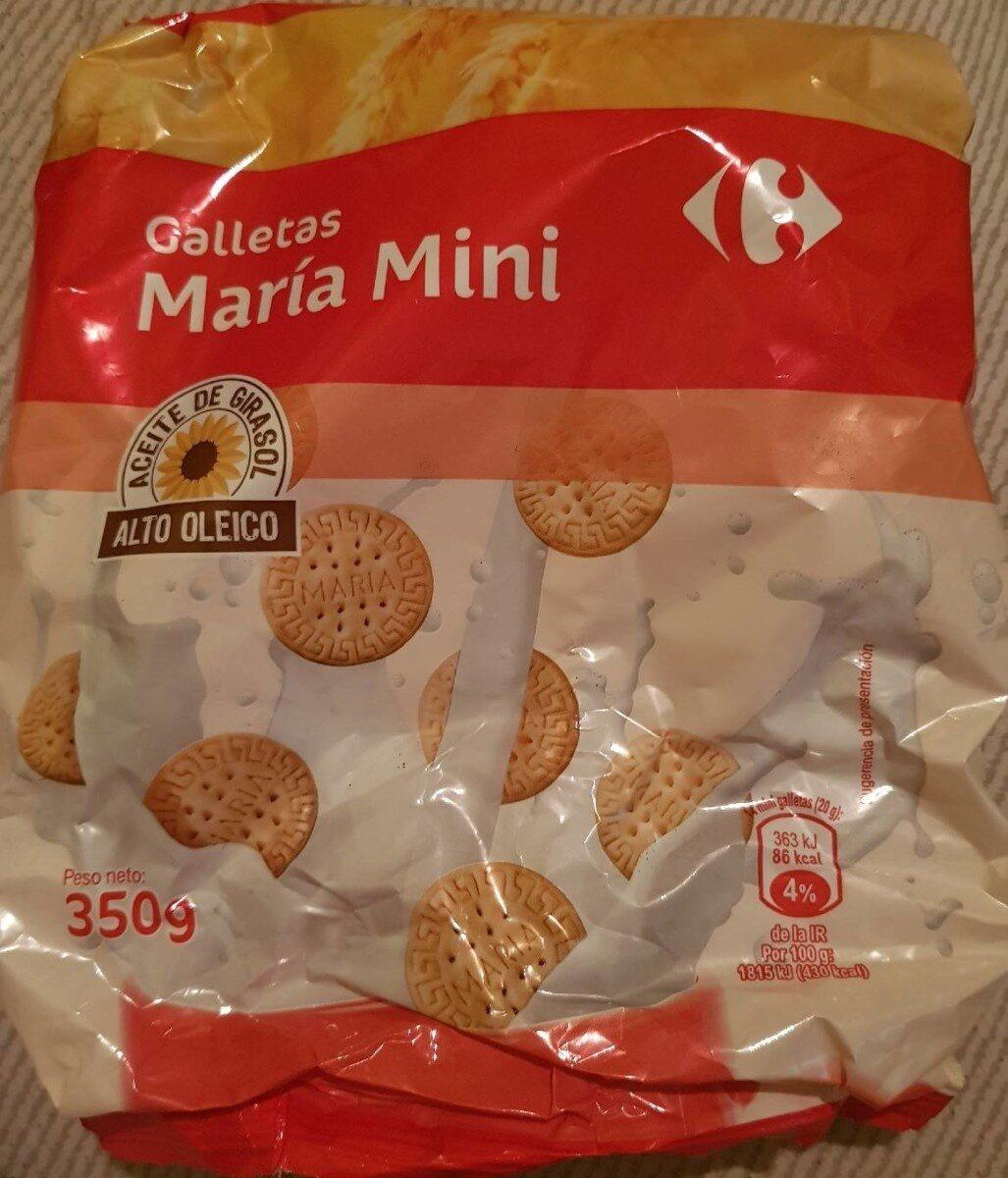 Galletas María Mini - Product